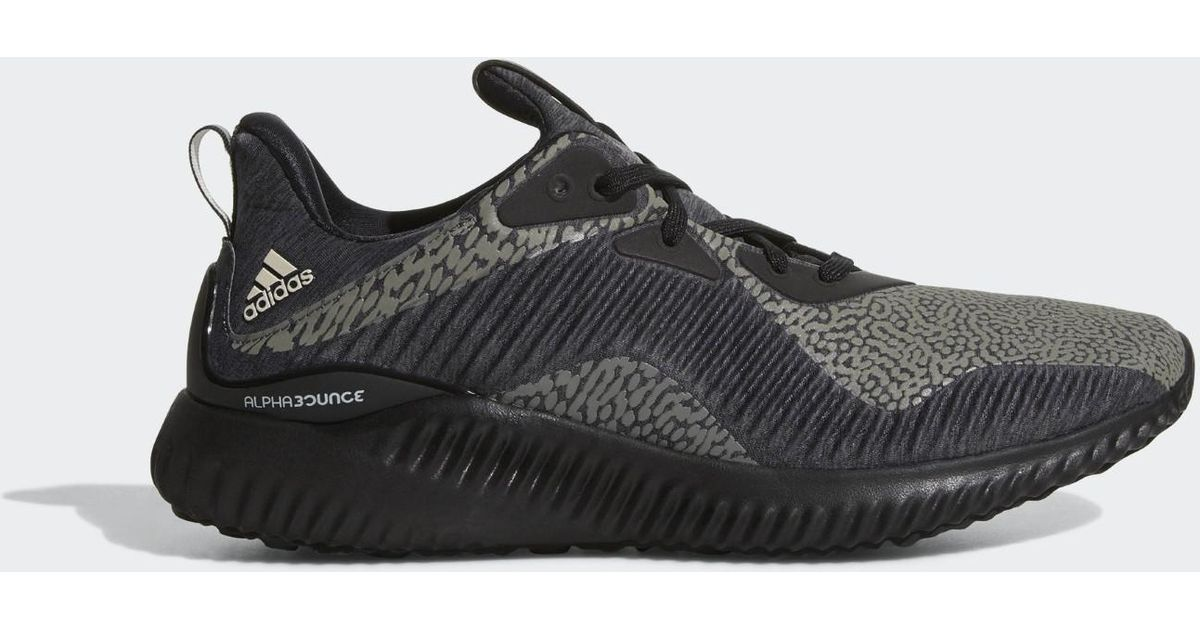 204ec73b4f584 Lyst - adidas Alphabounce Hpc Ams 3.0 Running Shoe in Black for Men