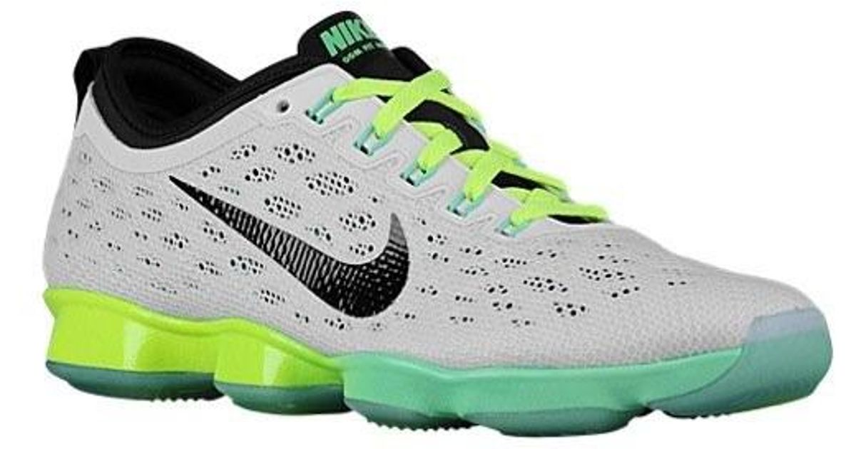 nouveau produit 21f37 af329 Nike - Green Zoom Fit Agility Sz 5.5 Womens Cross Training Shoes White New  In Box - Lyst