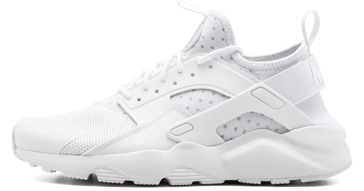 6c618c18c89ee Lyst - Nike Air Huarache Run Ultra - 819685 101 in White