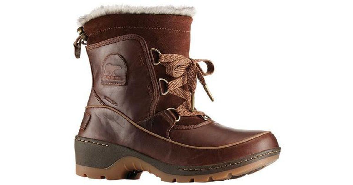 Sorel - Brown Tivoli Iii Premium Snow Boot - Lyst