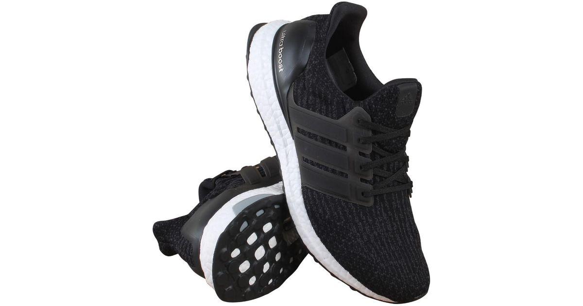 low cost 83961 bdcca Adidas Originals - S80682 Women Ultraboost W Black Grey - Lyst