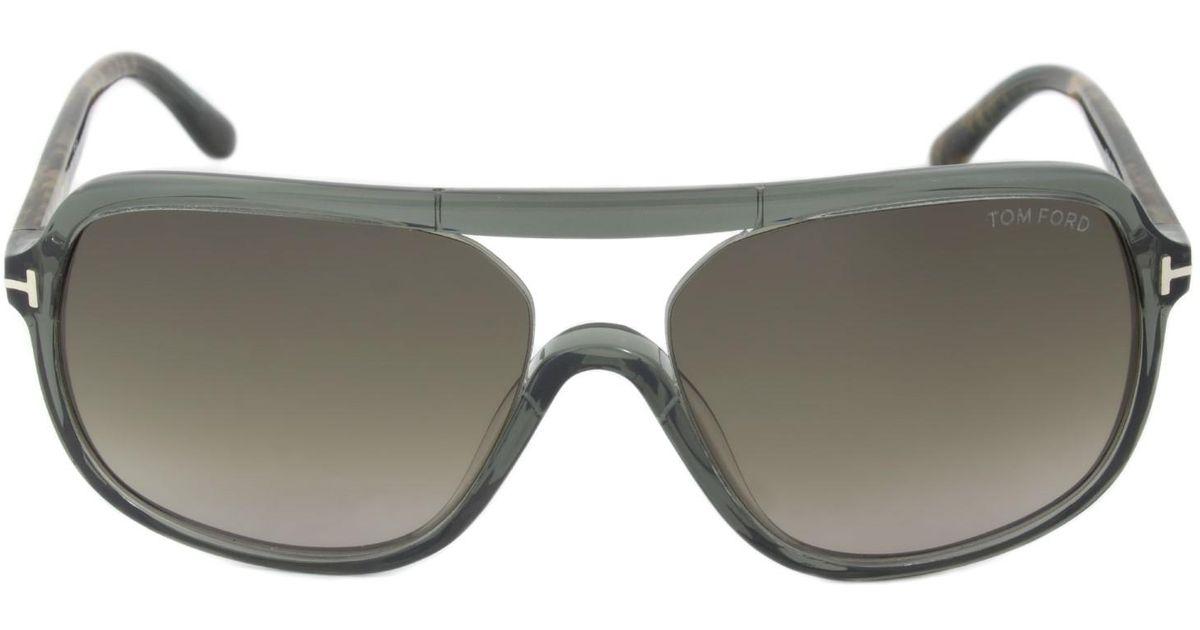 e00a73b1fb62 Lyst - Tom Ford Robert Sunglasses Ft0442 96b