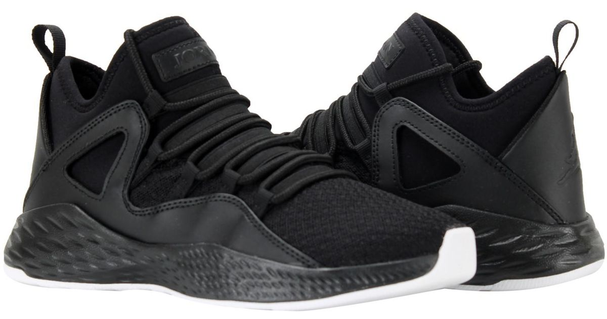 3a54e7450760 Lyst - Nike Jordan Formula 23 Bg in Black for Men