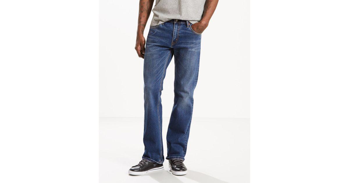 c1acd9987d3 Lyst - Wrangler Levi's 527 Low Rise Boot Cut Jean - Bebop in Blue for Men