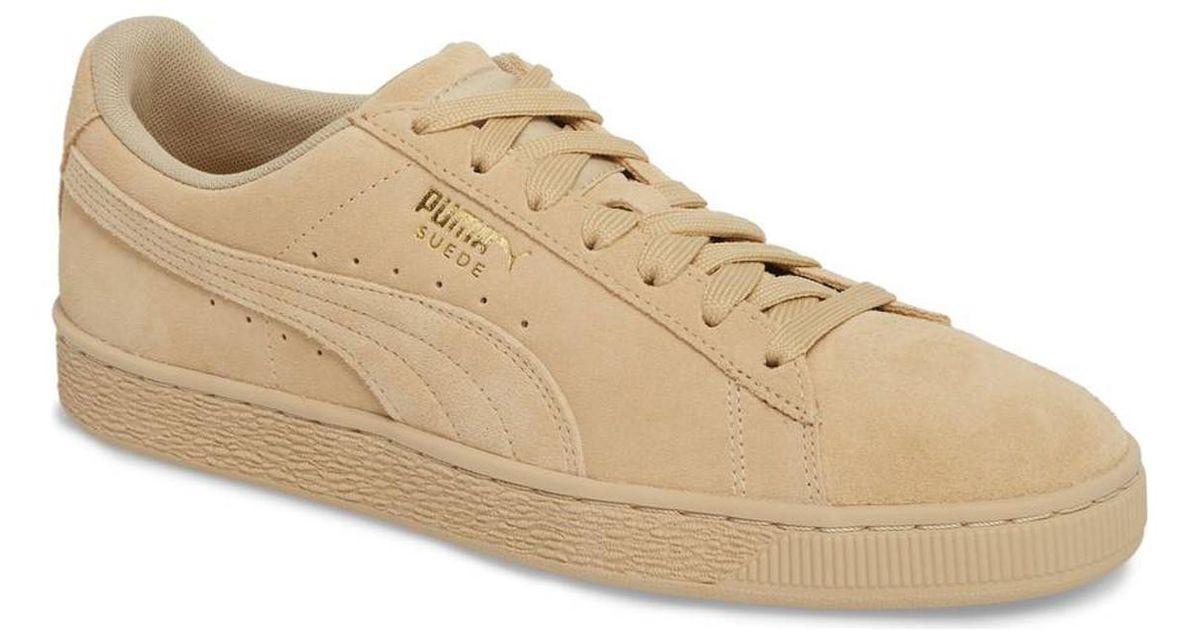 3beb822814e Lyst - PUMA Suede Classic Tonal Fashion Sneaker