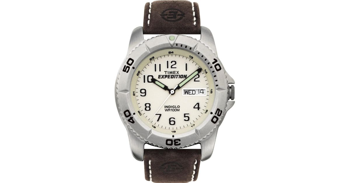 d972069cacdc Lyst - Timex Traditional Fullsize Sports Watch in White for Men