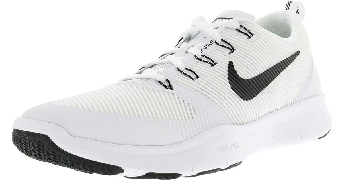 6d259aae1547b Lyst - Nike Free Train Versatility Tb Running Shoe in White for Men