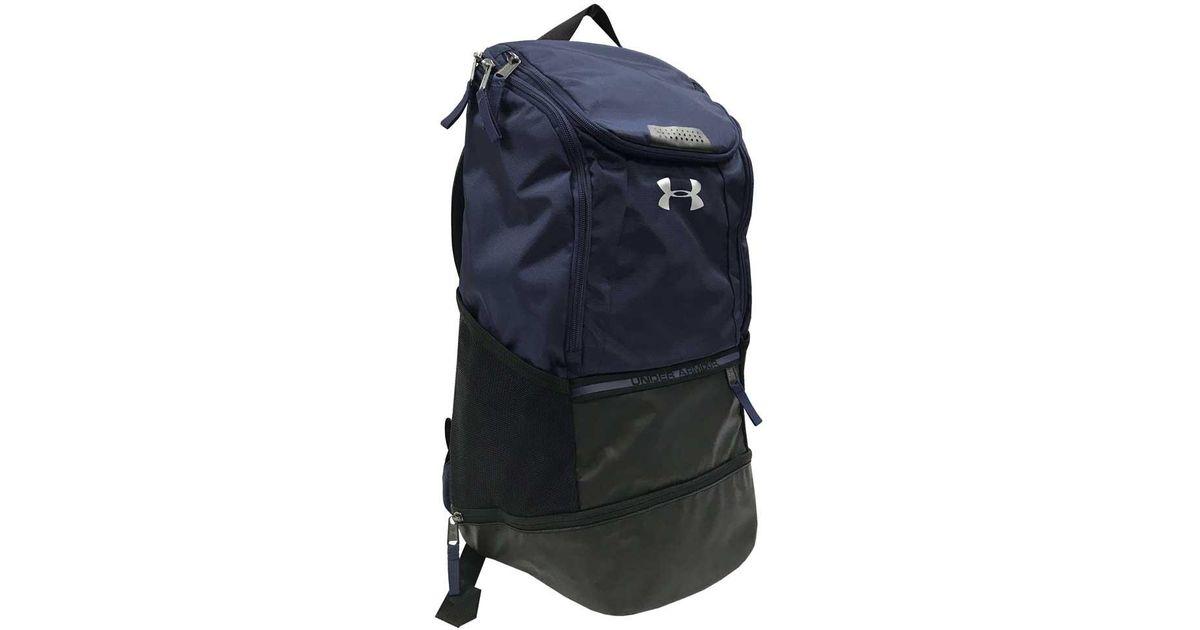 ... Lyst - Under Armour Ua Unisex Striker 4 Soccer Backpack Bag the latest  6d1a4 6ea32 ... 8f9b20790e