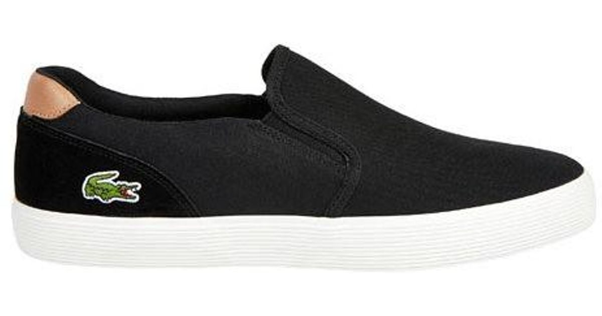 Get To Buy Online Big Discount Cheap Online JOUER SLIP-ON 316 1 - FOOTWEAR - Low-tops & sneakers Lacoste Discount With Mastercard TkXCv71Ni