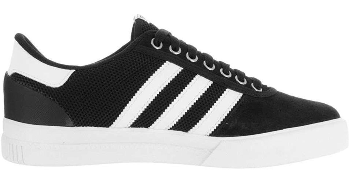 new photos 4e251 cef69 Lyst - adidas Lucas Premiere Skateboarding Shoes - 8 - Black in Black for  Men