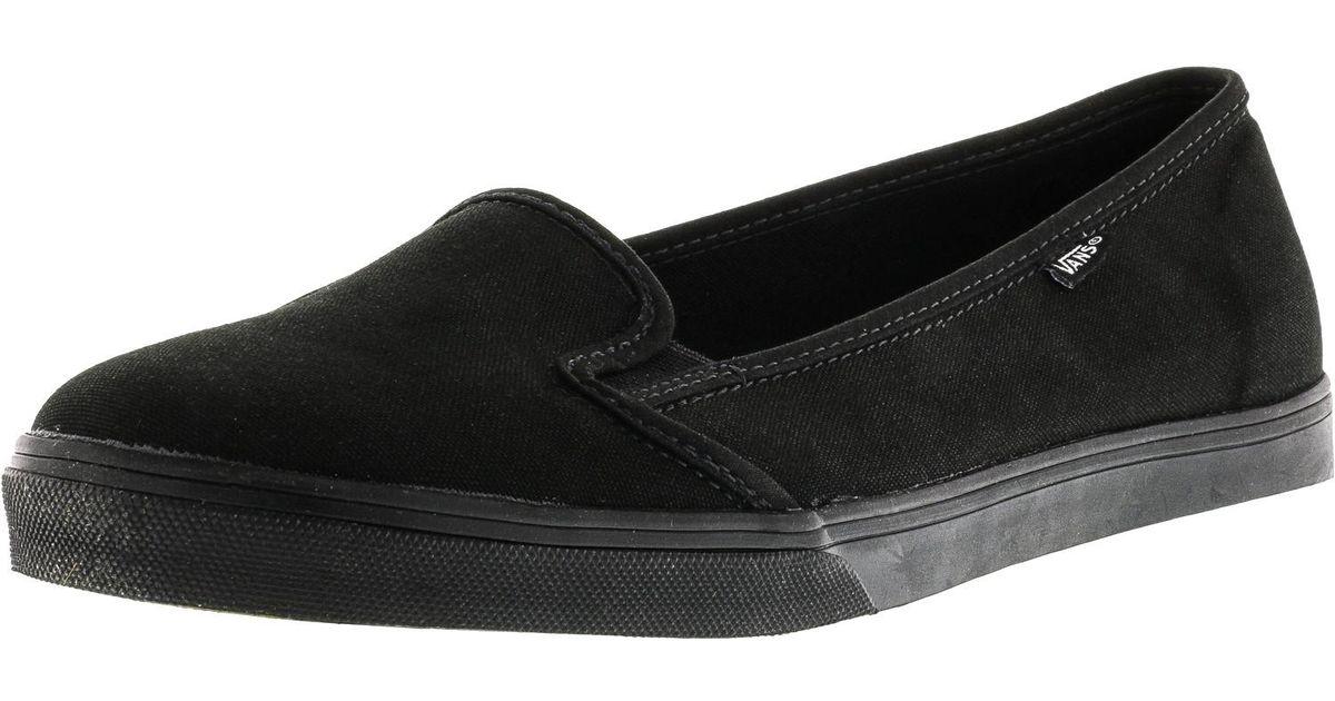 1636db1647c7b0 Lyst - Vans Kvd Black Loafer in Black