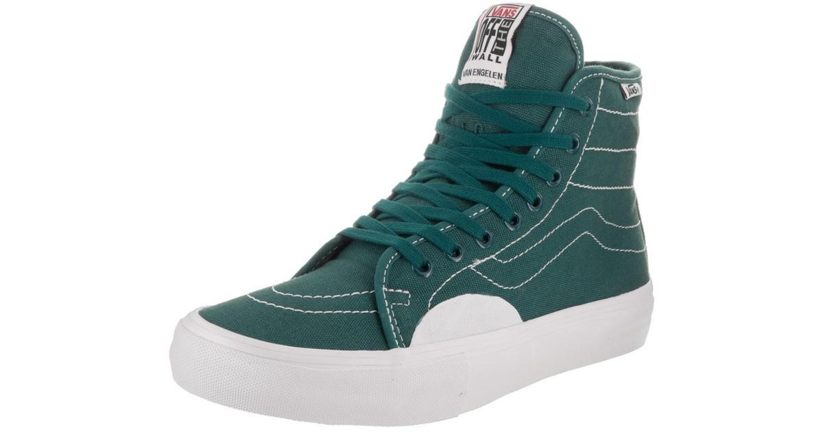 d94ff386b6 Lyst - Vans Av Classic High Pro Deep Teal Skate Shoe 9.5 Men Us for Men