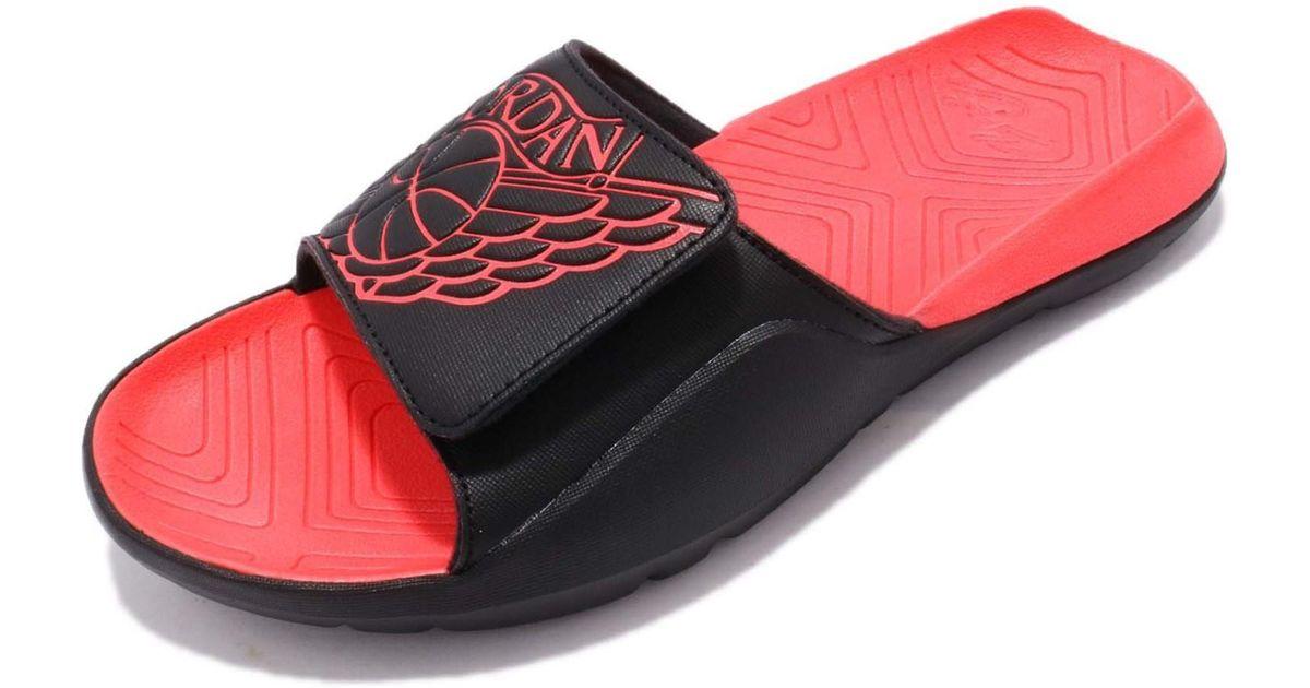 75f504b72eb1c Lyst - Nike Nike Jordan Jordan Hydro 7 Sandal in Black for Men