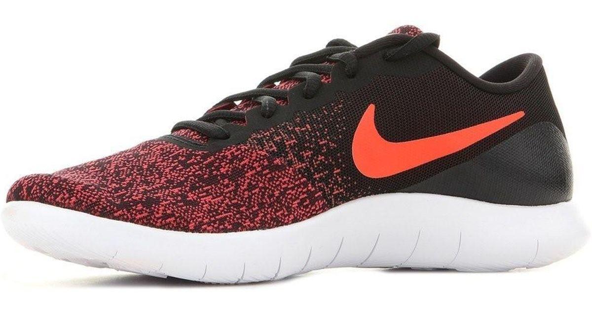 buy popular 8b061 ec85d ... huge selection of 93a98 9ecdc Lyst - Nike 908983-004 Flex Contact  Running Shoe Blackcrimson