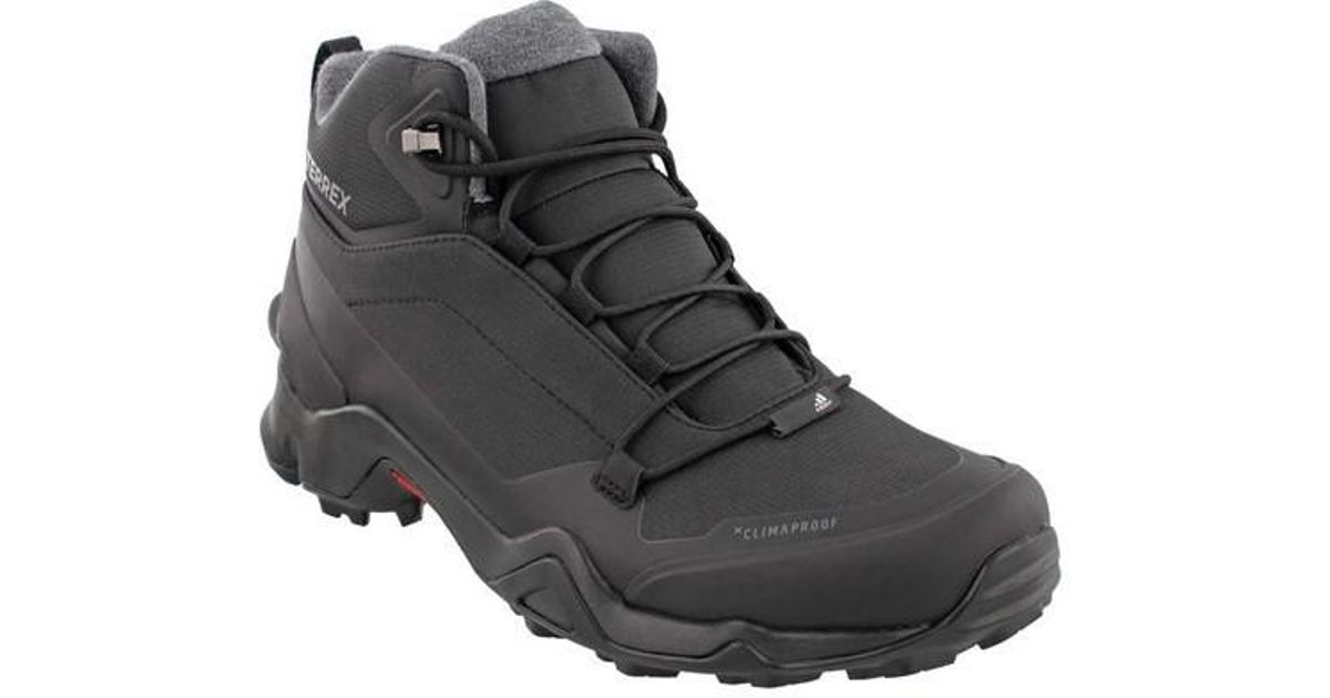 28edd97da01 Lyst - adidas Terrex Fastshell Mid Cw Cp Winter Boot in Black for Men