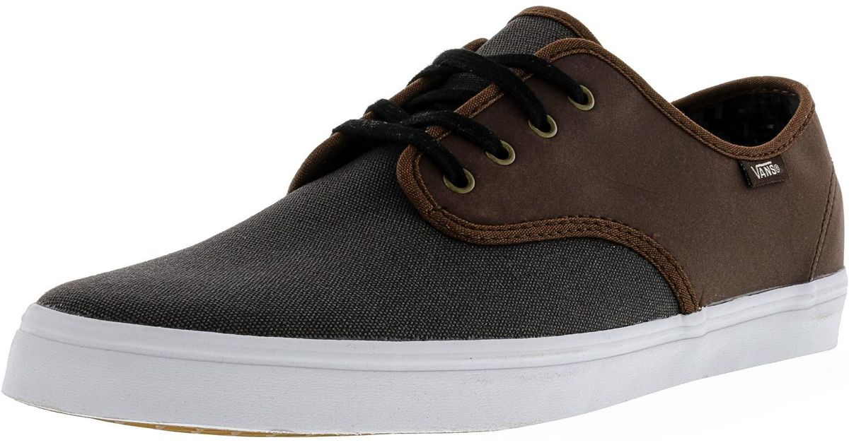 af0b8ec206 Lyst - Vans Madero C And L Ankle-high Skateboarding Shoe - 11m in Black for  Men