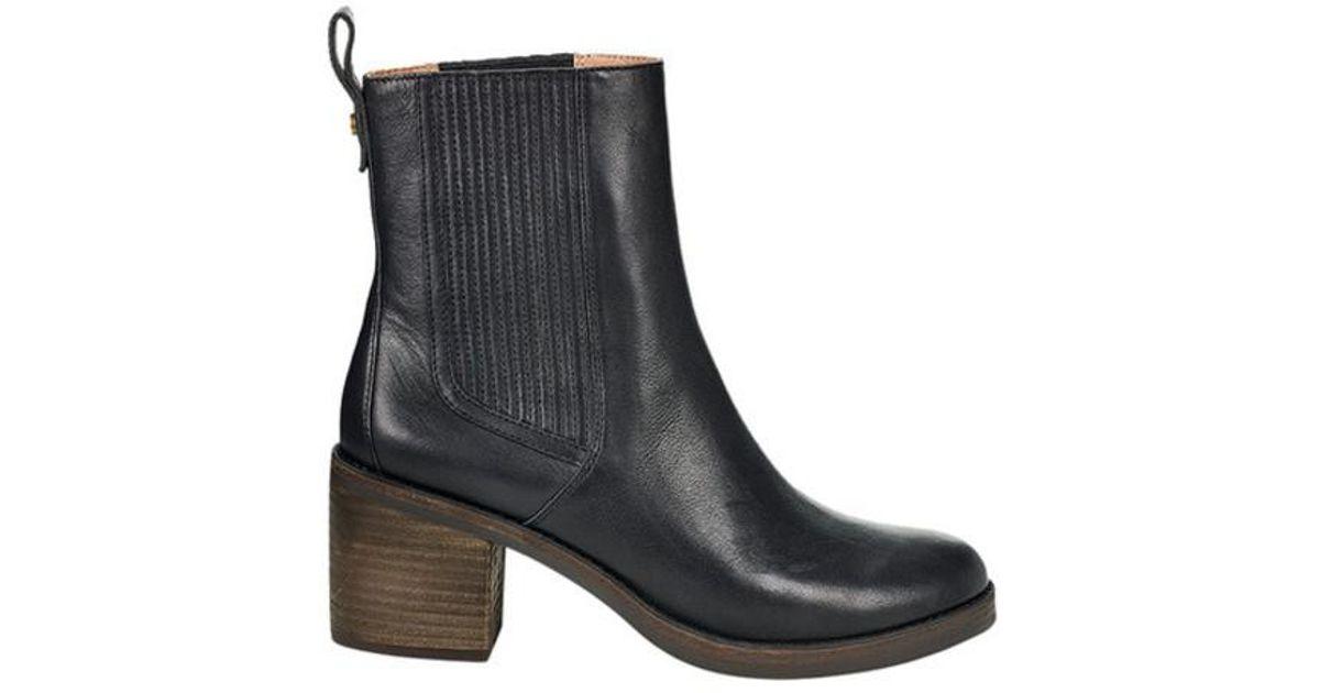 4efe8d6d535 Ugg - Black Ugg Camden Chelsea Boot - Lyst