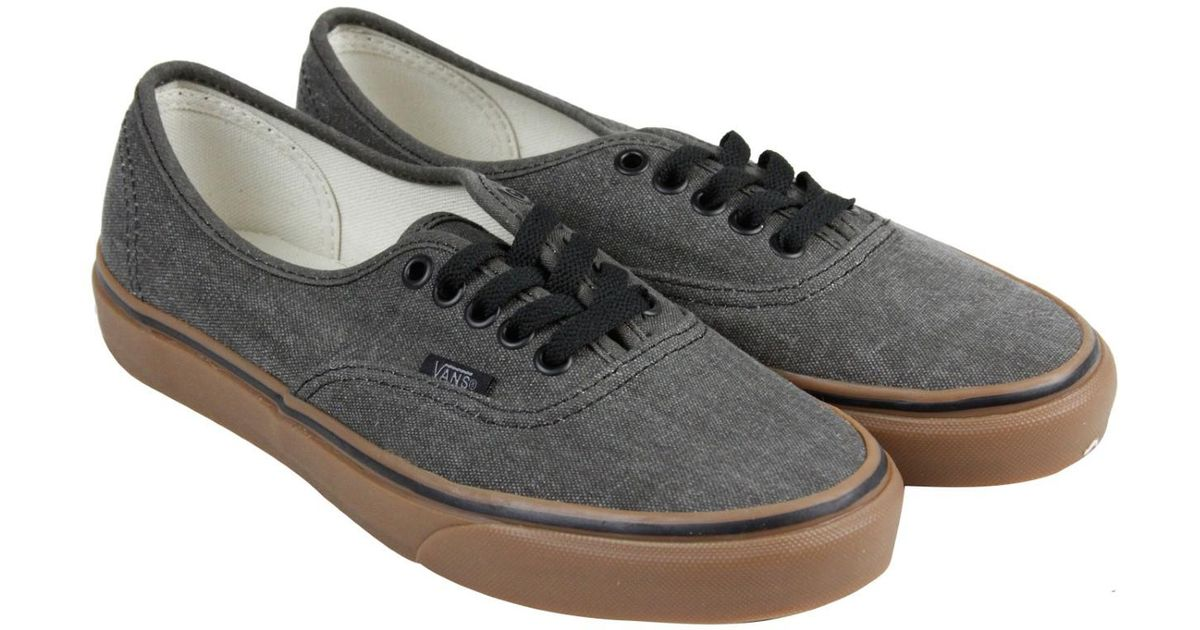 2f7959bef3a vans authentic washed canvas - www.giallomare.eu