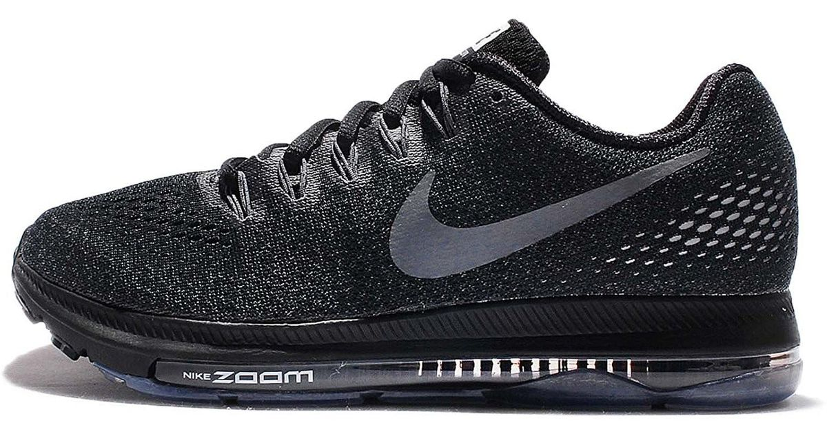 06c529dcaf Lyst - Nike Zoom All Out Low Running Shoes-black dark Grey-anthracite in  Gray for Men