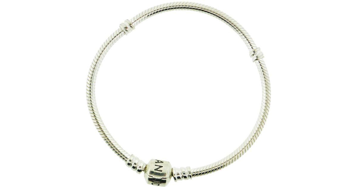 bracelet pandora 20 cm