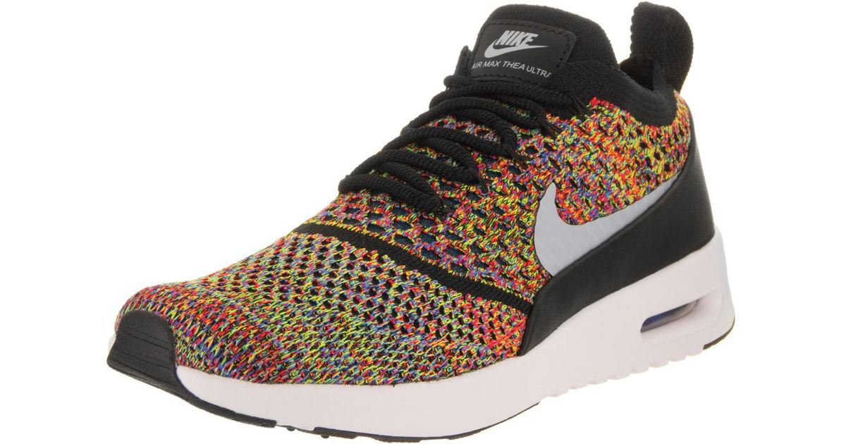 quality design f338d d4eb7 Lyst - Nike Air Max Thea Ultra Fk Bright Crimson wolf Grey Black Running  Shoe 8.5 Us in Gray for Men