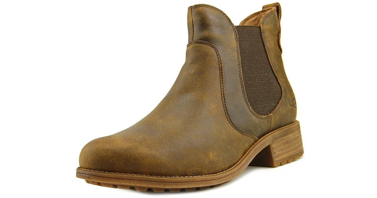 1bbf4cc72cc Ugg - Bonham Women Us 10 Brown Winter Boot - Lyst