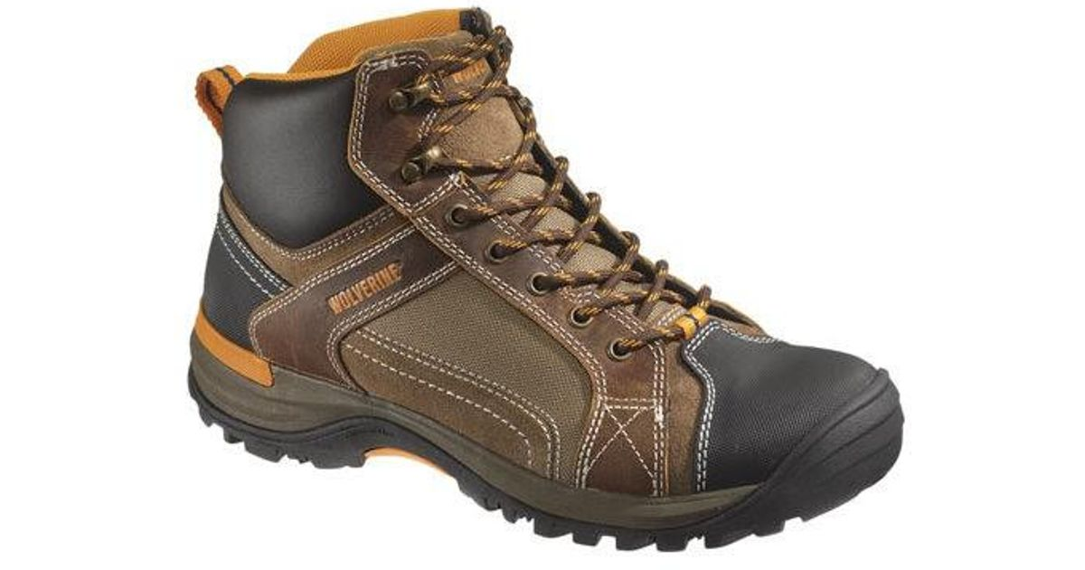 4a4ee65e58e Wolverine - Brown Chisel Mid-cut Boot W10242 for Men - Lyst