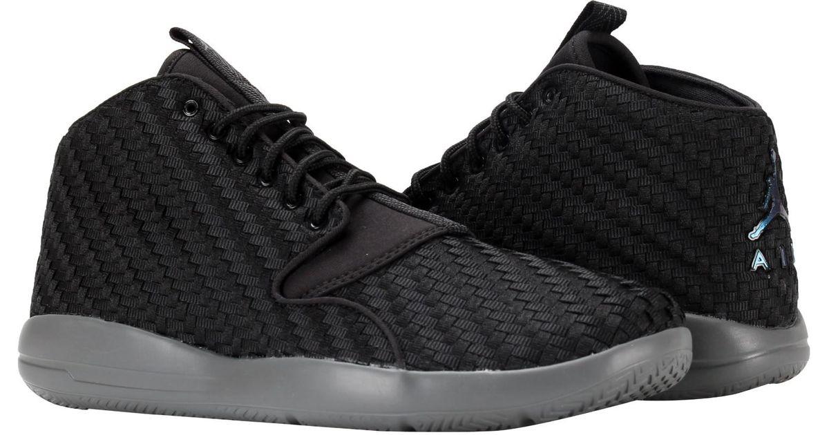 a4e7216f22eb Lyst - Nike Air Jordan Eclipse Chukka Black black-dark Grey 881453-001 in  Black for Men