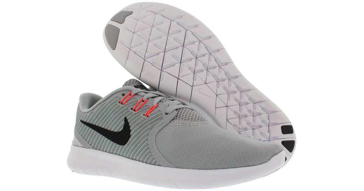 Lyst - Nike Free Rn Commuter Running Shoes in Gray for Men f6de9f129