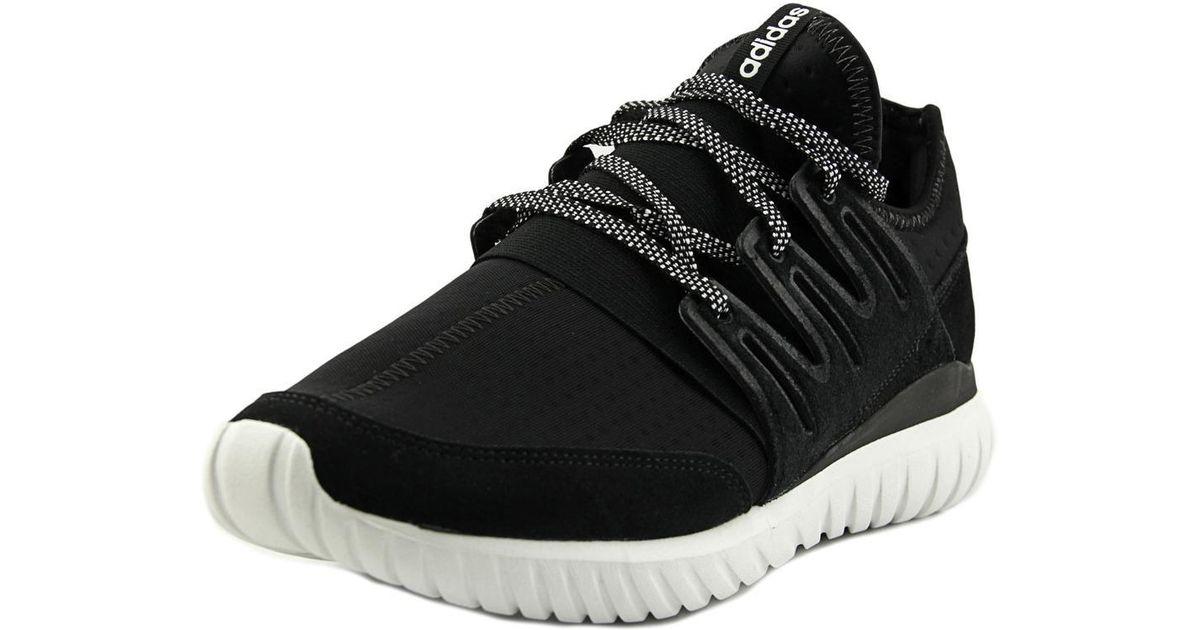 size 40 9538e ff285 Adidas - Tubular Radial Men Us 9 Black Sneakers for Men - Lyst