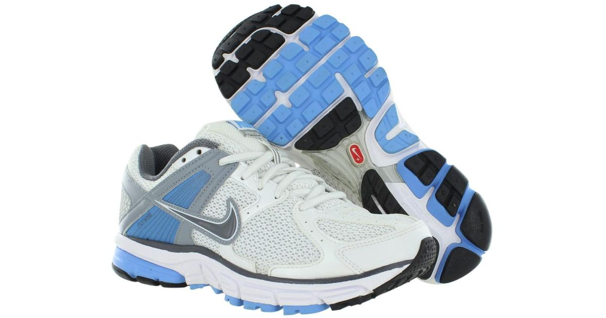 87e274378011 Lyst - Nike Zoom Structure +14 Running Shoes in Blue