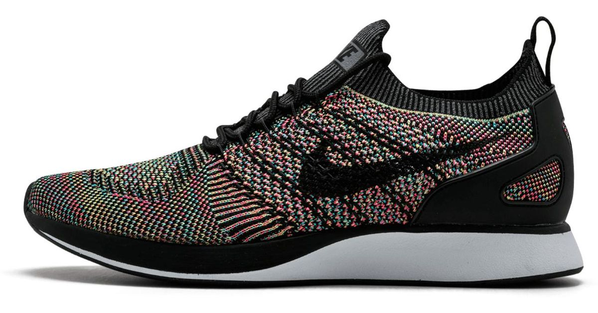 0d38d03771730 Lyst - Nike Air Zoom Mariah Flyknit Racer - 918264 101 in Black for Men