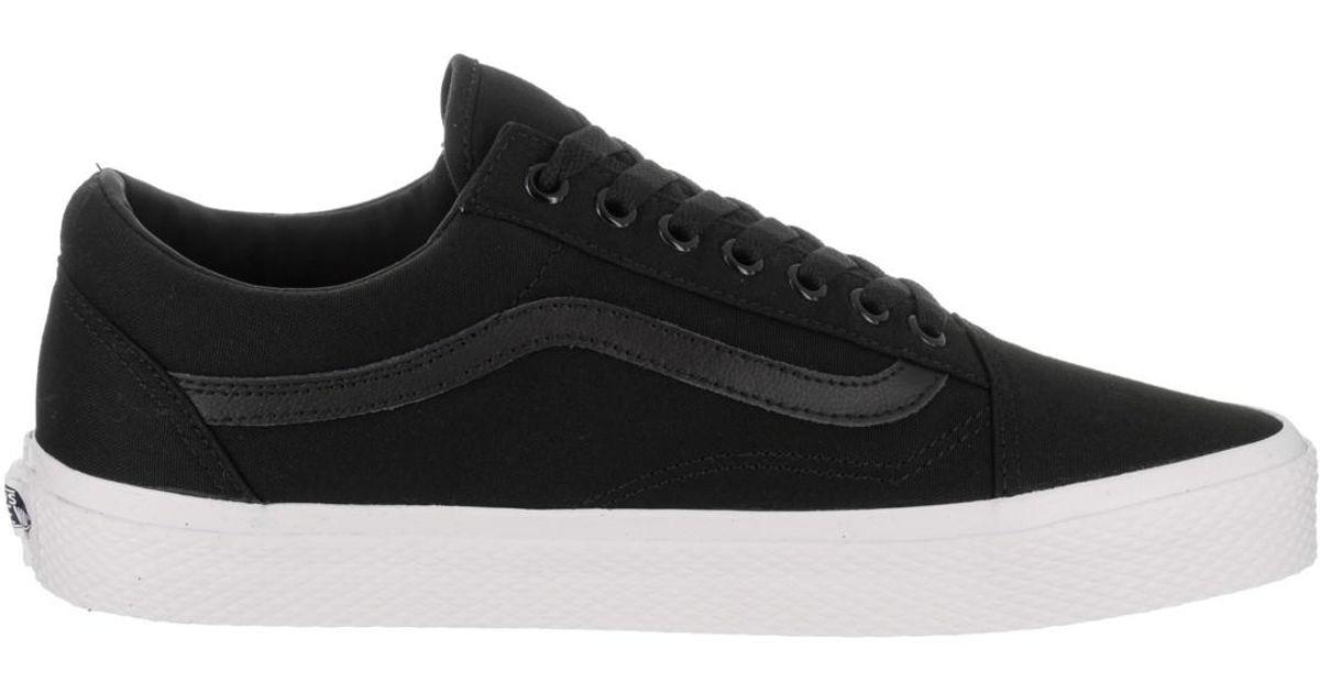 7a05ad3b18 Lyst - Vans Unisex Old Skool (waffle Wall) Black trwht Skate Shoe 10 Men Us    11.5 Women Us in Black for Men