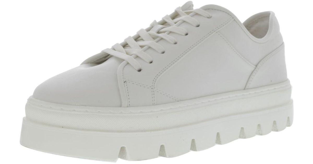 62208a353da Lyst - Steve Madden Kickstart Fashion Sneaker - 8m in White