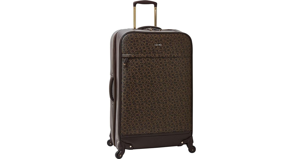 4482d8f3e6 Lyst - Calvin Klein Luggage Mulberry 29