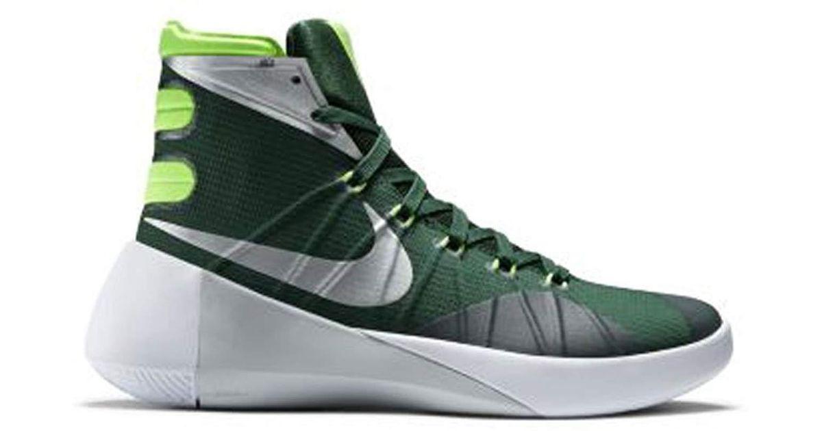 12de9ecc47cf ... spain lyst nike hyperdunk 2015 tb basketball shoe in green for men  5e6e1 33f47