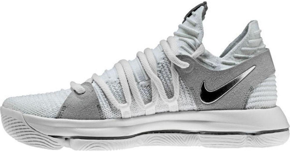 3c98419648dd Lyst - Nike Mens Kevin Durant Kd 10