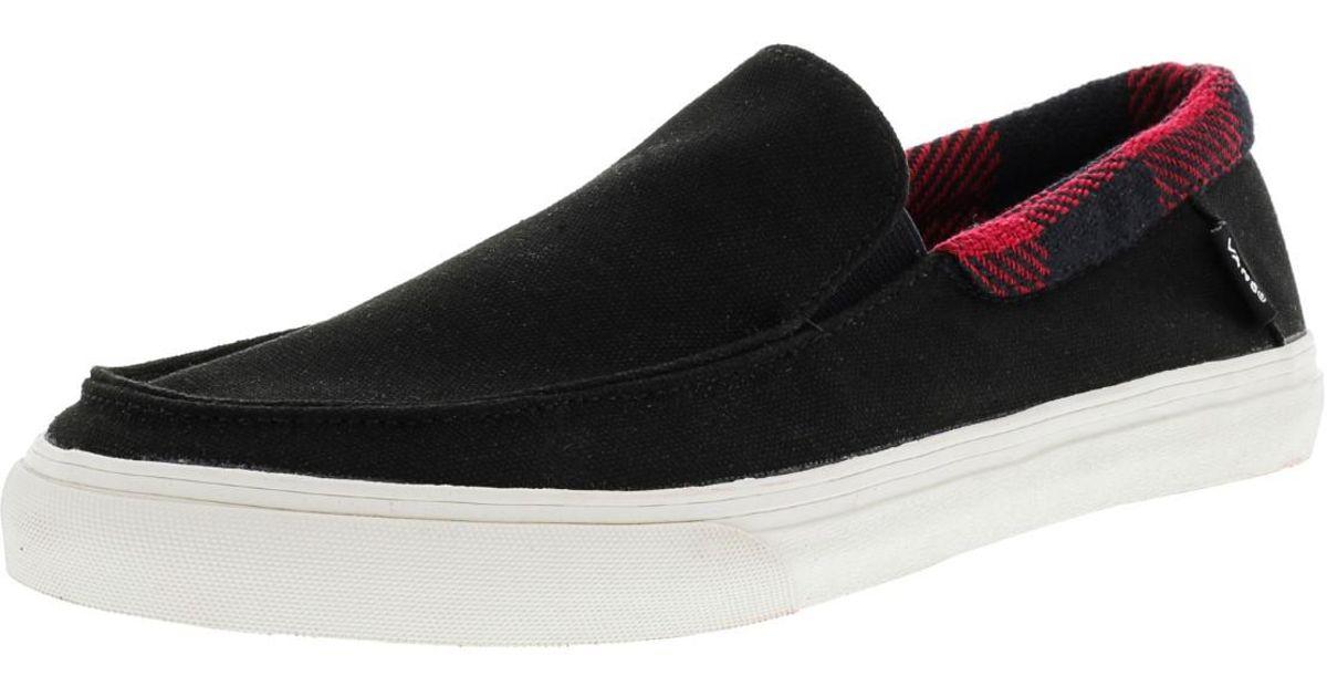 26b526e185 Lyst - Vans Bali Sf Buffalo Plaid Ankle-high Canvas Skateboarding Shoe - 8m  in Black for Men
