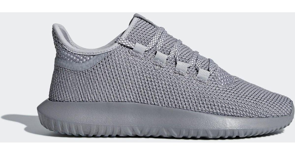 8fff71dbe81 Lyst - Adidas Tubular Shadow Originals Shoe in Gray for Men