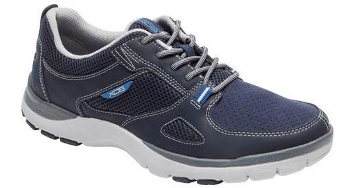 Rockport Kingstin Ubal Sneaker fashion shoes clearance  hot sale online