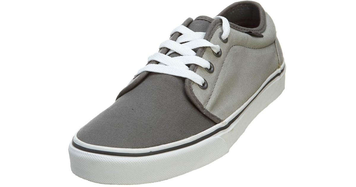 65e51be656ca Lyst - Vans U 106 Vulcanized Sneakers in Gray for Men