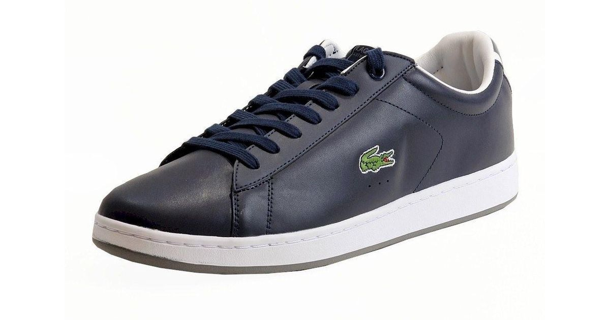 Carnaby Shoes Sz11 Dark Lyst Sneakers Lacoste Crt Spm In Evo W9EH2DI