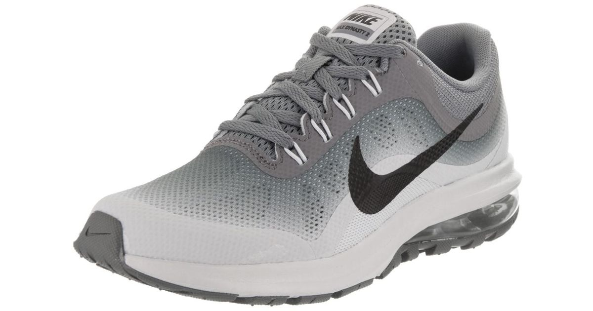 a462a4dfd1 Nike Kids Air Max Dynasty 2 (gs) Cool Grey/black/pure Platinum Running Shoe  5.5 Kids Us in Gray for Men - Lyst