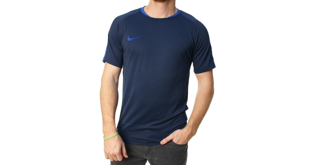 9e719abfa68c Lyst - Nike Flash Graphic Soccer Mesh Training Shirt-medium in Blue for Men