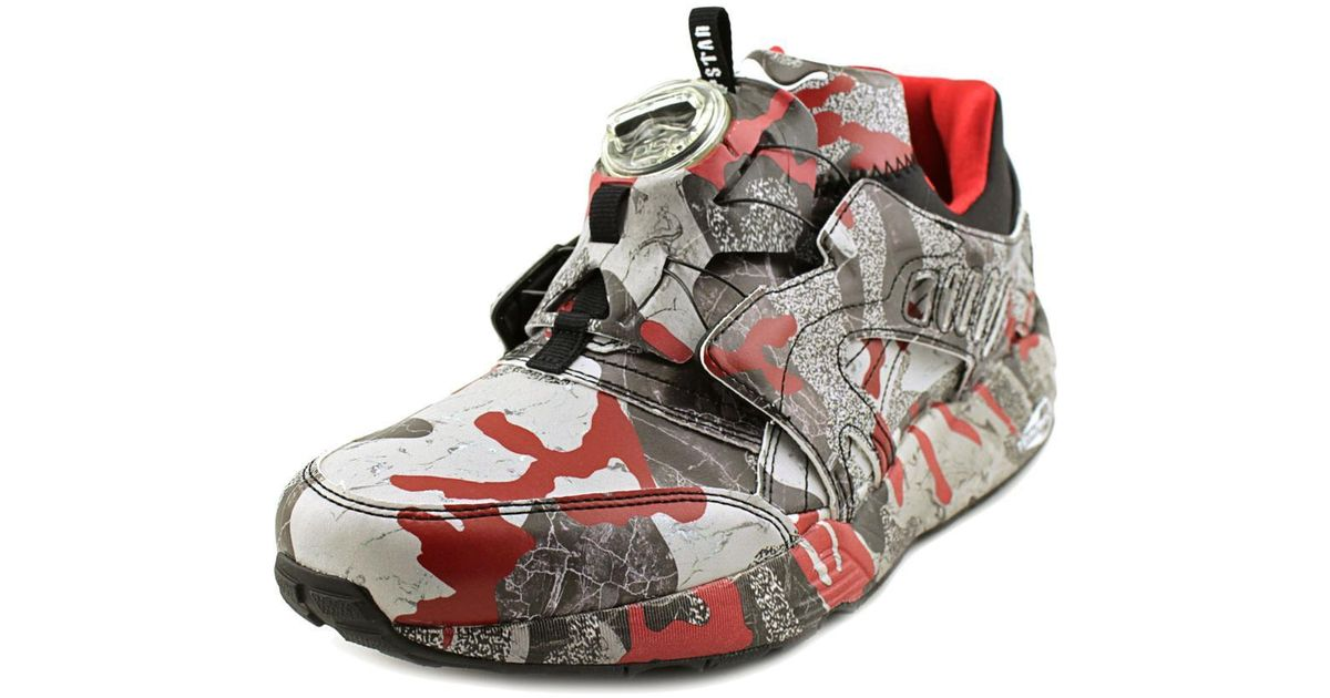 6b70ad0b946946 Lyst - PUMA Disc Blaze Camo X Trapstar Men Us 10 Multi Color Sneakers for  Men