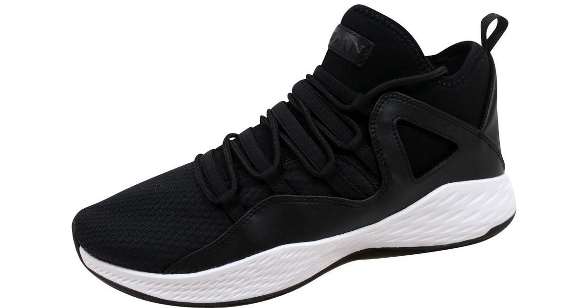 2e2e87047990 Lyst - Nike Air Jordan Formula 23 Black black-white 881465-031 in Black for  Men