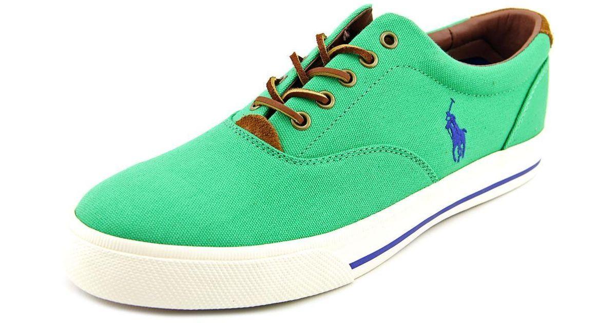 Polo Ralph Lauren Mens Faxon Low Sneaker : Sneakers
