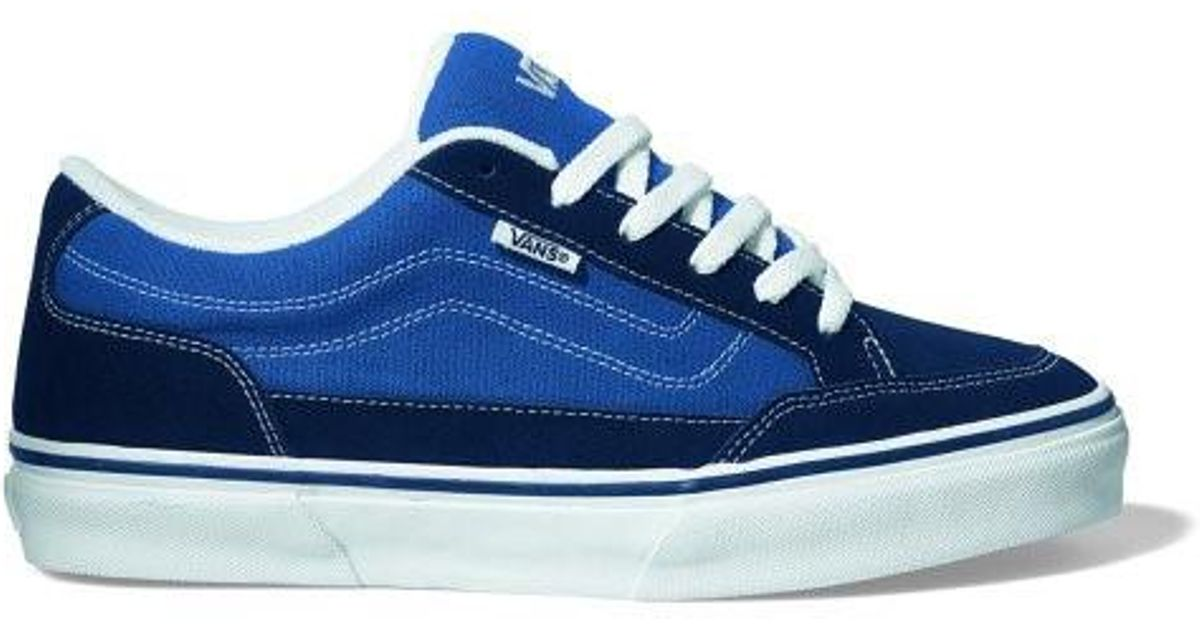 51eb9cdd94ded0 Lyst - Vans Men Bearcat Sneakers Skate Shoes (7 D(m) Us in Blue for Men