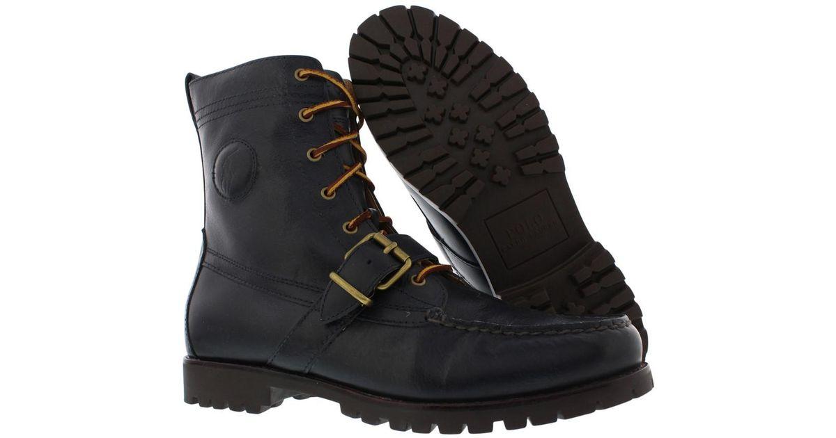 e0859a68208 Polo Ralph Lauren - Blue Ranger Shoes Size 10 for Men - Lyst