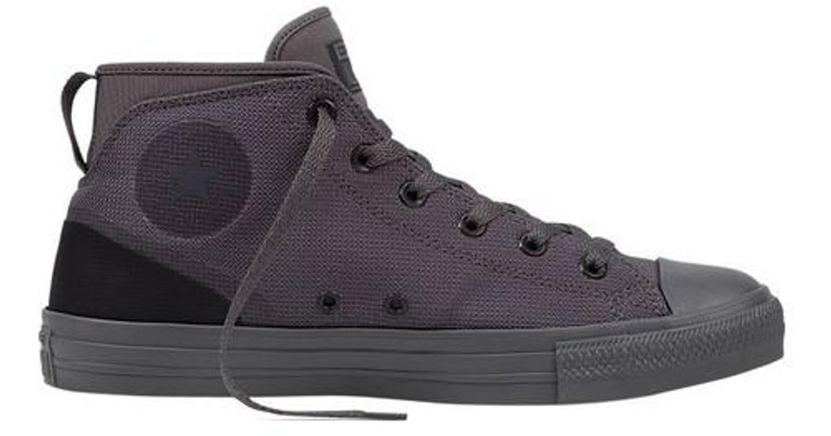 902a797a10e Lyst - Converse Unisex Chuck Taylor All Star Syde Street Mid Sneaker for Men
